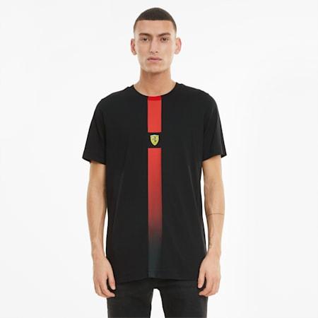 Scuderia Ferrari Race XTG Men's  T-shirt, Puma Black, small-IND