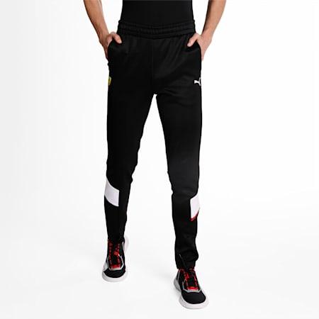 Scuderia Ferrari MCS Men's Track Pants, Puma Black, small-IND