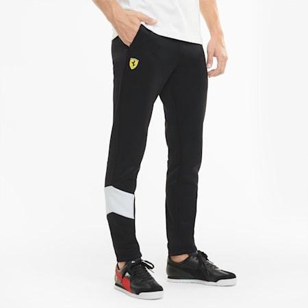 Scuderia Ferrari Race Men's MCS Track Pants, Puma Black, small