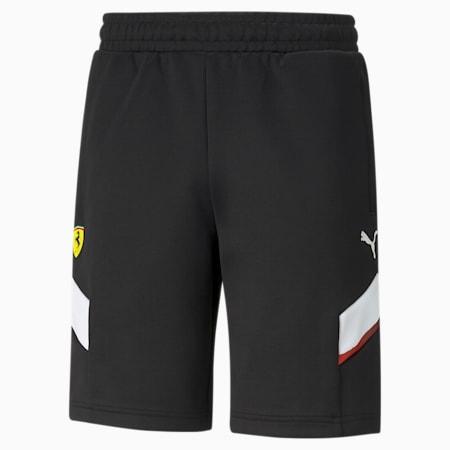 Scuderia Ferrari Race MCS Men's Track Shorts, Puma Black, small-IND