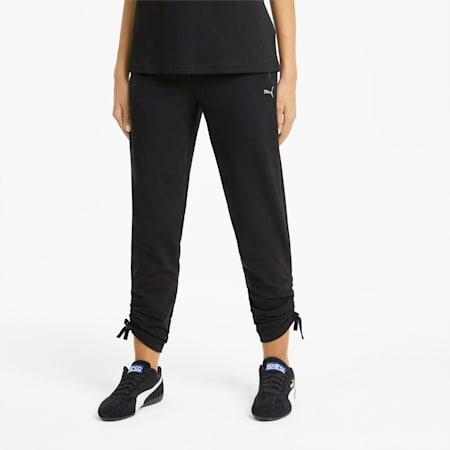 Scuderia Ferrari Style Damen Sweatpants, Puma Black, small
