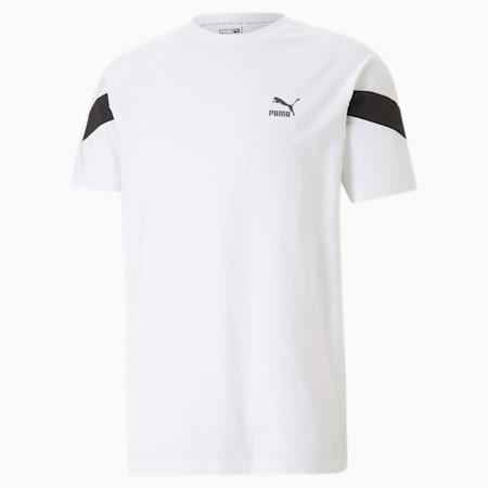 Camiseta MCS Iconic para hombre, Puma White, small