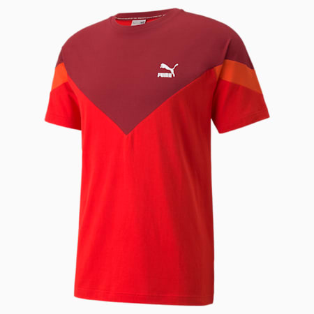 Iconic MCS Men's Tee, High Risk Red, small