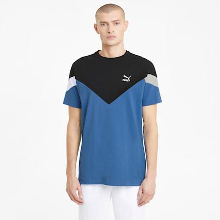 Camiseta icónica MCS para hombre, Star Sapphire, pequeño