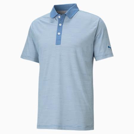 CLOUDSPUN Legend Men's Golf Polo Shirt, Star Sapphire, small-SEA