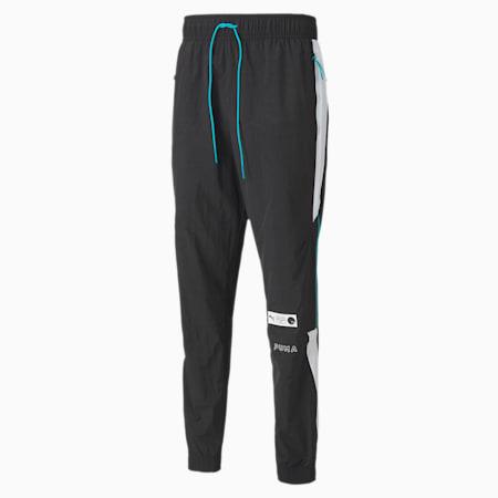 Parquet Men's Basketball Track Pants, Puma Black, small-SEA