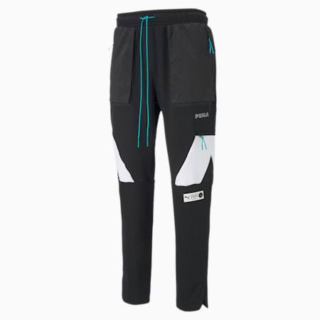 Parquet Men's Basketball Sweatpants, Puma Black, small