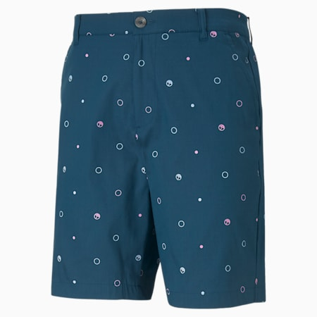 PUMA x ARNOLD PALMER Full Circle Men's Golf Shorts, Legion Blue, small