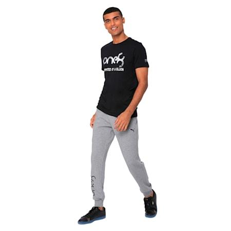 PUMA x one8 Cricket Graphic T-Shirt, Puma Black, small-IND