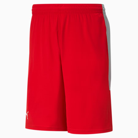 Men's Basketball Game Shorts, High Risk Red, small