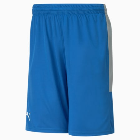 Men's Basketball Game Shorts, Strong Blue, small