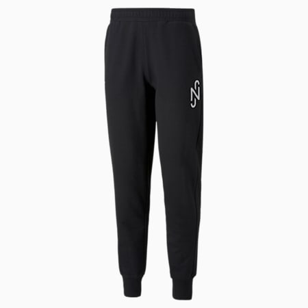 Neymar Jr. 2.0 Men's Football Track Pants, Puma Black, small-SEA