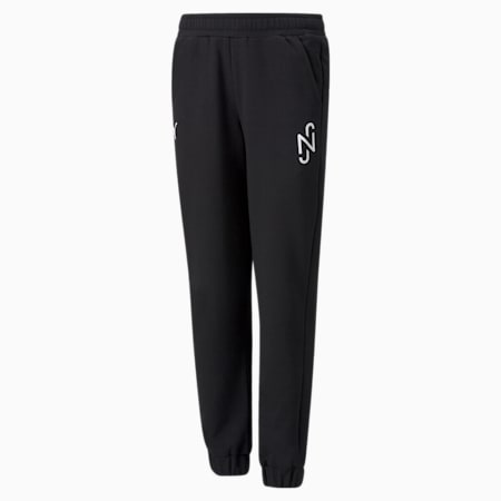 Neymar Jr. 2.0 Youth Football Track Pants, Puma Black, small