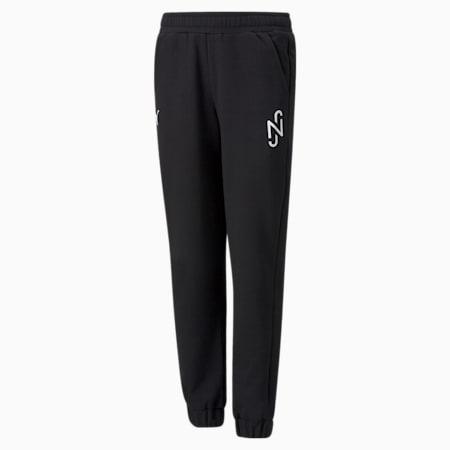 Pantalones de chándal de fútbol Neymar Jr. 2.0 para jóvenes, Puma Black, small