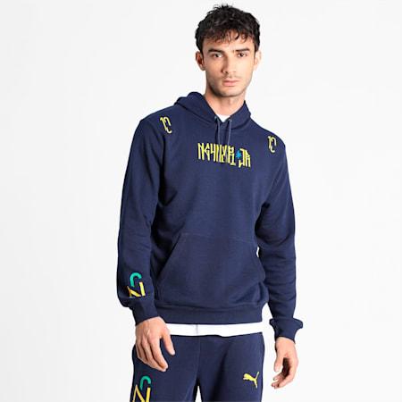 Neymar Jr. Hero Hoody, Peacoat-Dandelion, small-IND