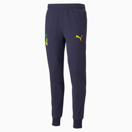 Pantalon de survêtement Neymar Jr Future Football pour homme, Peacoat-Dandelion, small
