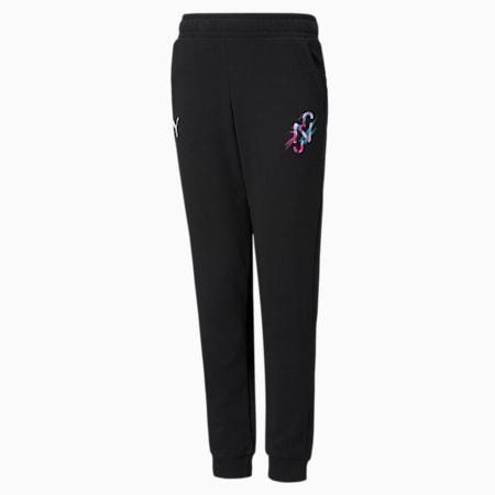 Neymar Jr Creativity Jugend Sweatpants, Puma Black, small