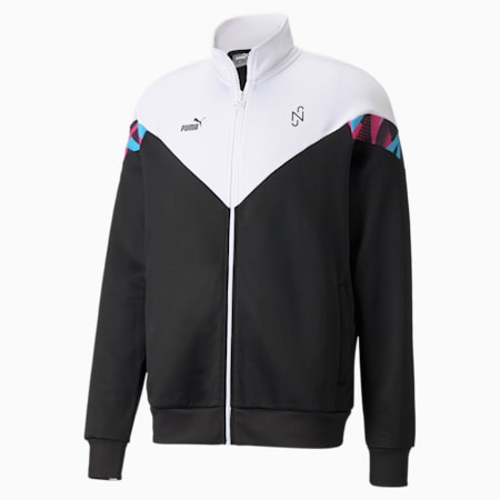 Neymar Jr Creativity Men's Football Jacket, Puma Black, small