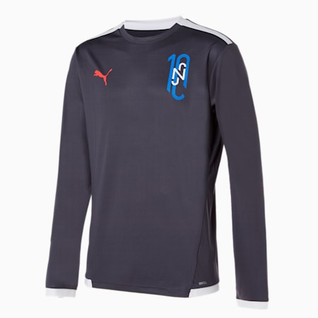네이마르 주니어 풋볼 LS 져지 /NEYMAR JR Futebol LS Jersey, Ebony, small-KOR