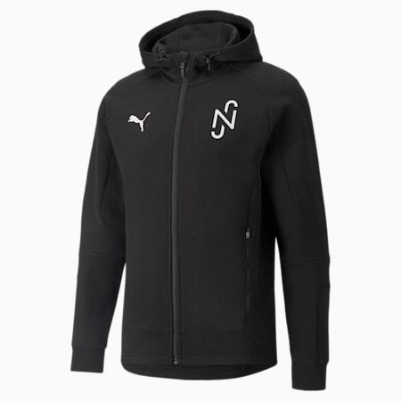 Neymar Jr Evostripe Men's Jacket, Puma Black, small-GBR