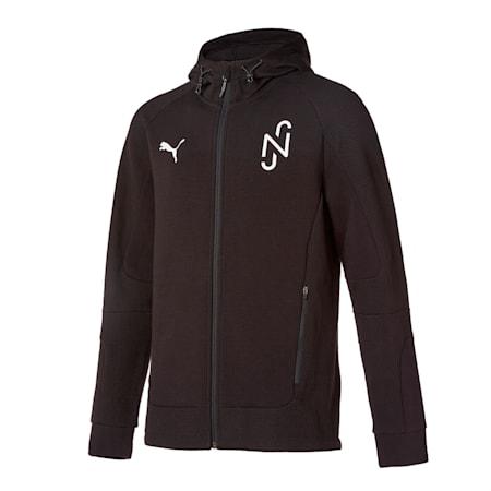 네이마르 주니어 에보스트라이프 자켓/NEYMAR JR Evostripe Jacket, Puma Black, small-KOR