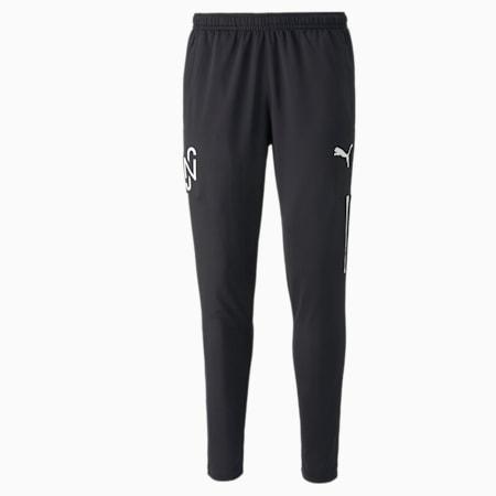 Pantalones de fútbol de entrenamientoNeymar Jr para hombre, Puma Black, pequeño