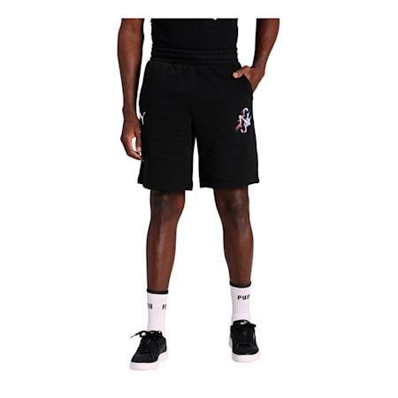 Neymar Jr. Creativity Men's Shorts, Puma Black, small-IND