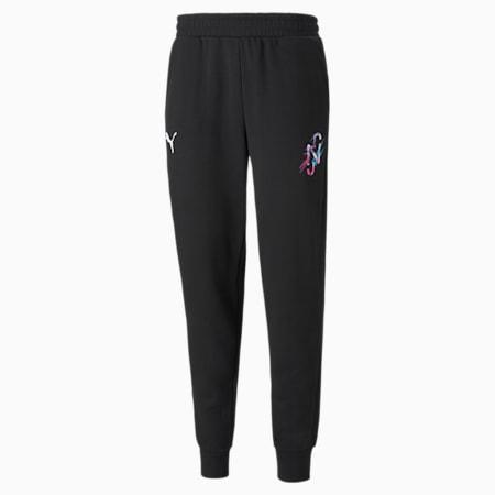 Neymar Jr Creativity Men's Sweatpants, Puma Black, small-SEA
