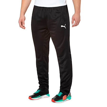 Men's Training Pants, black-white, small