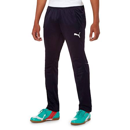 Pantalones de entrenamiento para hombre, new navy-white, pequeño