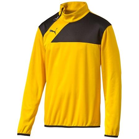 Esquadra 1/4 Zip Top, team yellow-black, small-IND