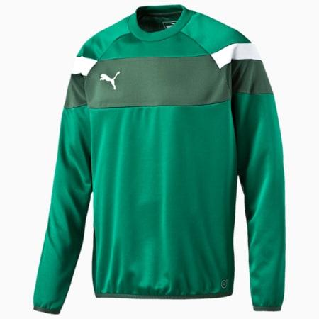 Football Spirit II Training Sweater, power green-white, small-IND