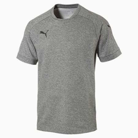 Men's Ascension Casuals Tee, Medium Gray Heather, small-IND