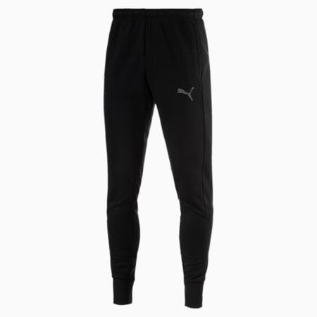 Men's Ascension Casuals Sweat Pant, Puma Black, small-IND