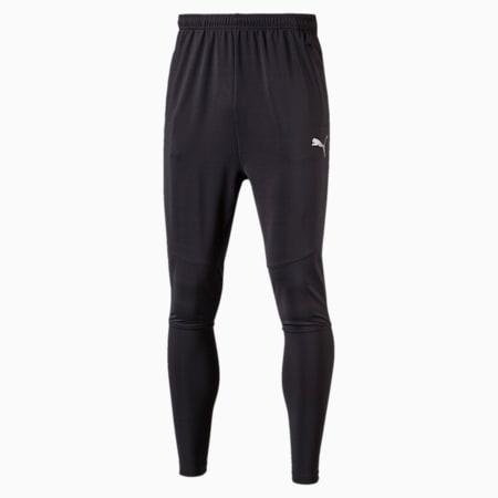 ftblNXT Men's Pro Pants, Asphalt-Red Dahlia, small-IND