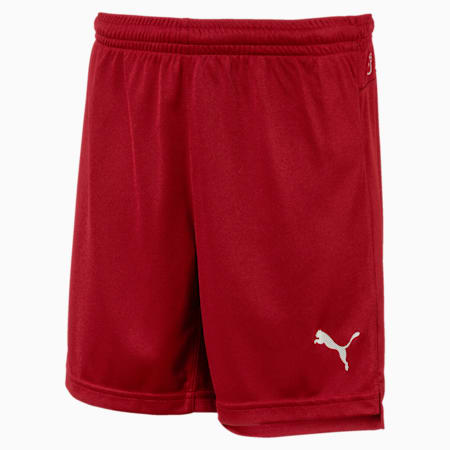 ftblNXT Kids' Shorts, Red Dahlia, small-IND