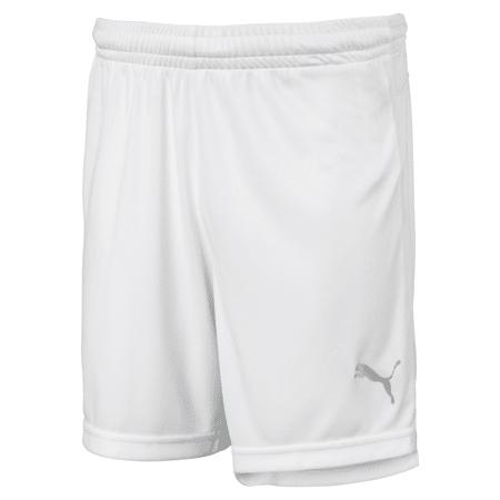 ftblNXT Kids' Shorts, Puma White, small-IND