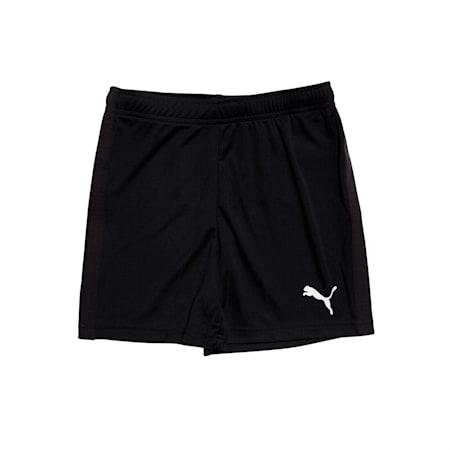 주니어 리가 트레이닝 코어 쇼츠 반바지/LIGA Training Shorts Core Jr, Puma Black-Puma White, small-KOR