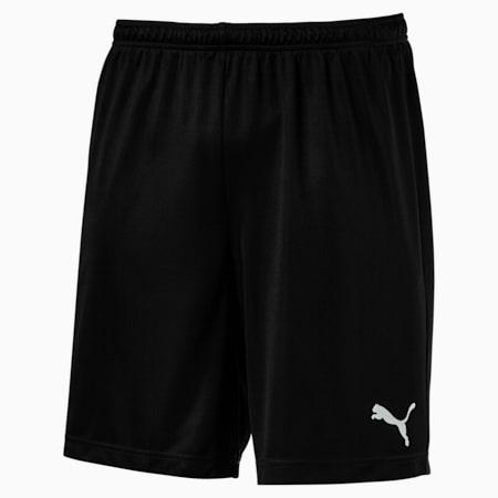 ftblPLAY Men's Shorts, Puma Black, small-GBR