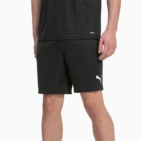 ftblPLAY Men's Shorts, Puma Black, small