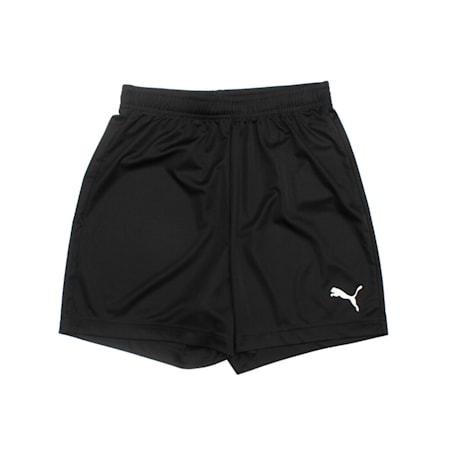 ftblPLAY dryCELL Kids' Shorts, Puma Black, small-IND