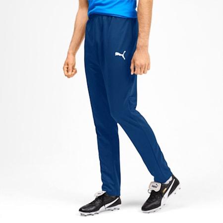 Meskie spodnie treningowe, Puma New Navy, small