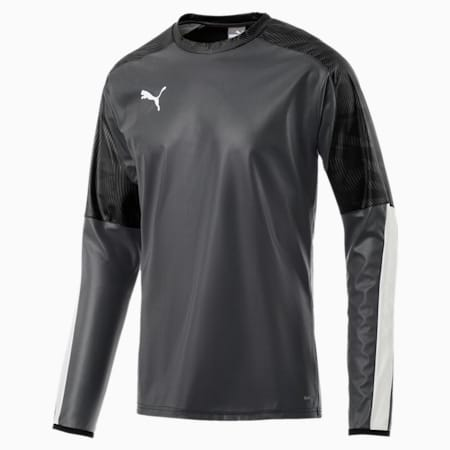 CUP Men's Training Rain Top, Puma Black-Asphalt, small