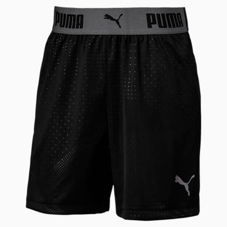 キッズ FTBLNXT グラフィックショーツ ジュニア, Puma Black, small-JPN