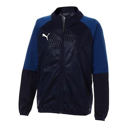 キッズ カップ ジュニア トレーニング ジャケット コア, Peacoat-Limoges, small-JPN
