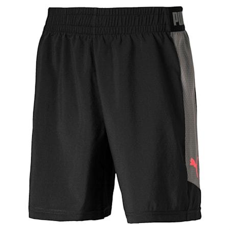 ftblNXT Woven Boys' Shorts, Puma Black, small-IND
