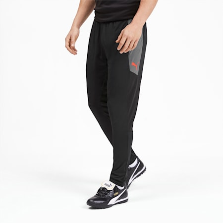 Knitted Men's Pants, Puma Black, small