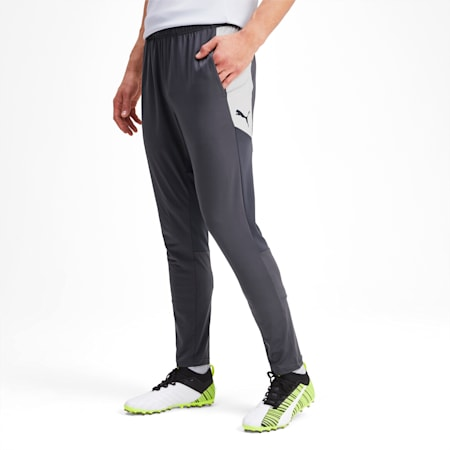 Knitted Men's Pants, Ebony, small-IND