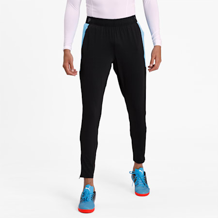 ftblNXT Pant, Puma Black-Luminous Blue, small-IND