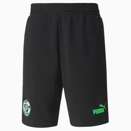 365 Football Men's Shorts, Puma Black, small-IND